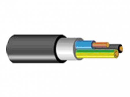 CYKY 5x4mm kabelis
